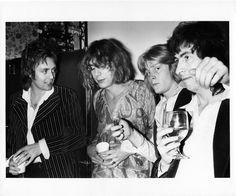 Roger Taylor, Kevin Ayers, Steven T. & Al Stewart.