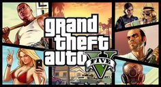 Stoooooked on GTA V. The illustrations for it look great!