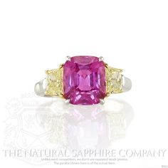 Bridal & Wedding Party Jewelry Earnest Madagascar Pink Sapphire Gems Sterling Silver Ring Solitaire Engagement Jewelry