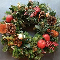 Christmas decor - wreath