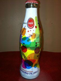 World of Coca Cola Bottle