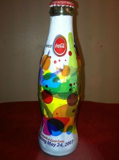World of Coca Cola Bottle