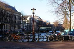 Amsterdam - March 2011
