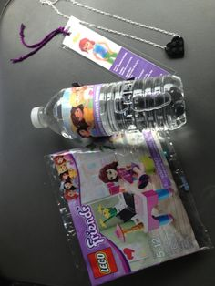 lego friends treat bag.