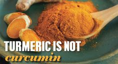 Curcumin is thousands of times more powerful than simple turmeric Becoming A Better You, How To Better Yourself, Turmeric, Natural Health, Medicine, Spices, Healing, Strong, Colour