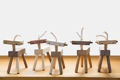 Herd of Mini Robot Horses--Monroe Workshop