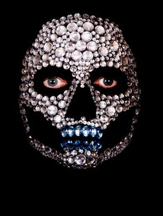 Rankin inspired skull shoot  MUA - Rosie Eleanor  Photographer - George Pllu