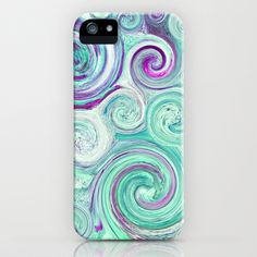 flow iPhone Case by Sylvia Cook Photography - $35.00