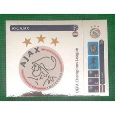 Football Soccer Sticker Panini UEFA Champions League 2014 #27 AFC Ajax #gotgotneed