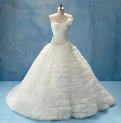 Disney wedding dresses... *sigh* Sleeping Beauty