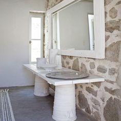 La maison de la designer Paola Navone en Grèce - Marie Claire Maison
