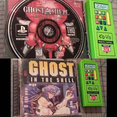 You'd like this one by kid_vid #playstation1 #microhobbit (o) http://ift.tt/219D7Ja got Ghost in the Shell a few months back but it came without the Manual. I had a Ghost in the Shell small comicbook that came in a Wizard Magazine long ago which I cut out to create the cover. And it fit just right after I did some cutting with my x-acto knife. Came out looking good i'll use this until I find the Manual. If anyone has it let me know!