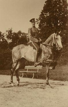 Prince Gabriel Konstantinovich - 1910