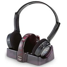 Infrared Headphones Infrared Headphones by Sony. $59.87. This product may be prohibited inbound shipment to your destination.. Brand Name: Sony Audio/Video Mfg#: 027242746725. Shipping Weight: 0.01 lbs. Please refer to SKU# PRA446551 when you inquire.. Residents of CA, DC, MA, MD, NJ, NY - STUN GUNS, AMMO/MAGAZINES, AIR/BB GUNS and RIFLES are prohibited shipping to your state. Also note that picture may wrongfully represent. Please read title and description thoroughly.. Op...