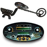Bounty Hunter Lone Star Metal Detector