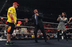 Examining the Best Path for the John Cena-Authority Storyline