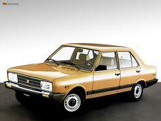 Wallpapers of Fiat 131 Mirafiori 1981–83 (1024 x 768)