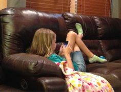 A guideline of cell phone rules for kids.