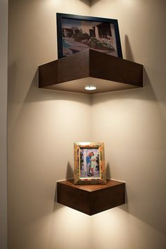 Greyrock - modern - wall shelves - denver - HighCraft Builders