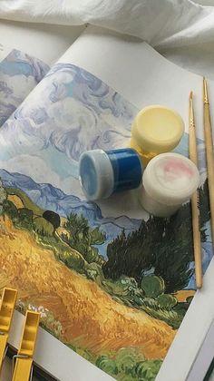핸드폰 배경화면 초고화질 다운로드 20 #텀블러 #색감 #필카 #color #background #tumblr Framed Wallpaper, Wallpaper Stickers, Iphone Wallpaper, Cream Aesthetic, Pastel Portraits, Art Hoe, Pretty Art, Pretty Pictures, Impressionism