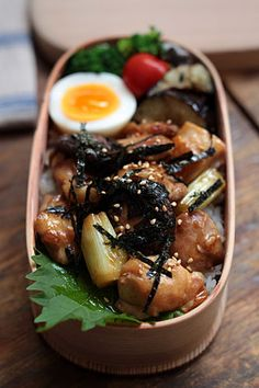 Japanese Lunch Box, Japanese Food, Cute Food, Yummy Food, Healthy Lunches For Work, Plate Lunch, Eat This, Bento Recipes, Lunch To Go