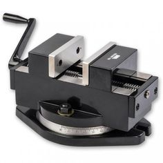 Axminster Self Centring Precision Machine Vices - Drill Vices - Drilling Machines - Metal Working | Axminster Tools & Machinery