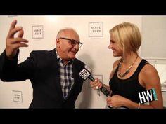 BCBG's Max Azria Interview at NY Fashion Week 2012