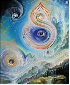 Les somptueuses peintures à l'huile de David Heskin ! | Ptimatcha