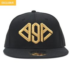 JOIN THE BgA ARMY! SPECIAL LIMITED EDITION BgA HAT with Metallic Gold Threads for the hardcore BgA Lamps! This limited edition hatis only available for the ne