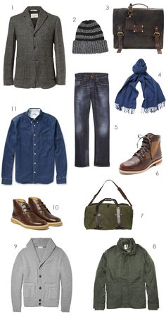 FRIDAY FASHION FILES: MEN STYLE | THE STYLE FILES