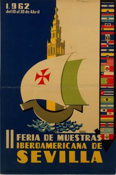 III Feria de Muestras Iberoamericana, 1962