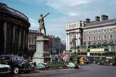 College Green,Dublin, 1961