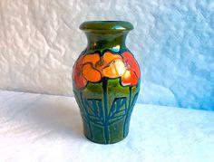 Vase céramique Scheurich 290-27 par RetroVase sur Etsy