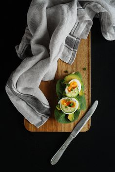 Wiosenna kanapka z awokado