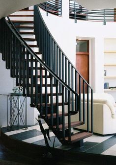 Powder Coated Stair And Balcony Rails