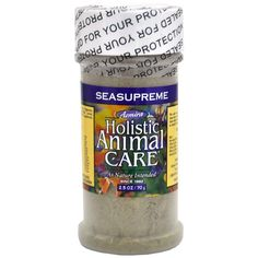 Azmira Holistic Animal Care Sea Supreme Shak'r (2.5 oz) >>> For more information, visit image link. (This is an affiliate link and I receive a commission for the sales)