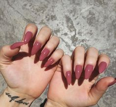 Imagem de nails, tattoo, and pink