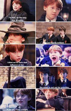 Happy birthday Ron Weasley!! March 1st