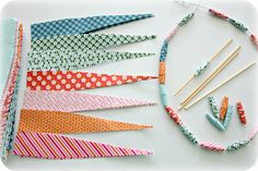 birdie blue: Search results for paper beads