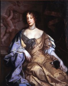 Portrait of Queen Mary of Modena - Sir Peter Lely as art print or hand painted oil. Carl Orff, House Of Stuart, Potrait Painting, Baroque Painting, Canvas Prints, Art Prints, Royal House, Queen Mary, Cavalier King Charles