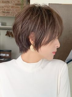 Messy Short Hair, Short Hair Cuts, Short Hair Styles, Hair Affair, Short Bob Hairstyles, Becca, New Hair, Hair Inspiration, Stylists