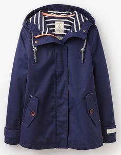 Buy Joules Right as Rain Coast Waterproof Jacket, French Navy, 12 from our Women's Coats & Jackets range at John Lewis & Partners. Raincoats For Women, Jackets For Women, Combat Jacket, Waterproof Hooded Jacket, Embroidered Jacket, Line Jackets, Sweater Jacket, Navy Jacket, Mantel