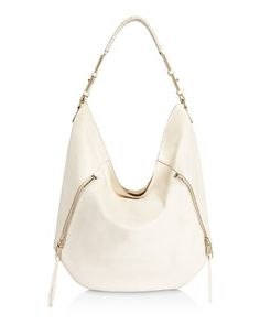 HALSTON HERITAGE Medium Elsa Zip Hobo - Bloomingdale s Handbag  Organization 7292bb4b5f6f5
