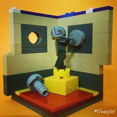 Ant man : Infiltrate to enemy base  #Omaijdot #lego #legography #legostagram #legoseries #minifigures #legophotography #legopic #toysaremydrug  #toyphotography #toys #saturdaynight #bricksworld #bricksart #brickstagram #afol #legoinreallife #toysalive by omaijdot