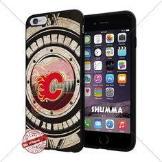 NHL,Calgary Flames, Cool iPhone 6 Plus & iPhone 6s Plus (…