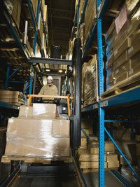 Eight tips for safely setting up and running a warehouse