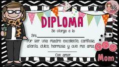 Diploma a mamá                                                                                                                                                     Más