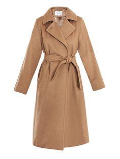 Manuel classic coat by Maxmara #matchesfashion