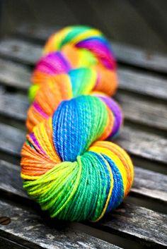 #Colors - fils de couleur