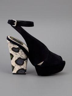 'Rocks' sandal Dior, farfetch